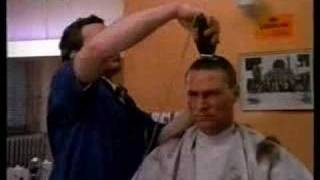 Police Academy,the haircut