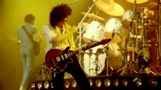 Queen  Another One Bites The Dust Live at the Montreal Forum, 1981
