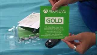 Unboxing Seagate 2TB External Hard Drive for Xbox (M#: STEA2000403)