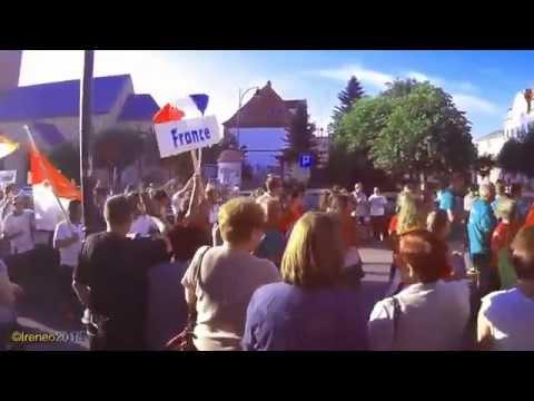 European Peoples Festival ZŁOCIENIEC, POLAND 18th – 25th July 2015