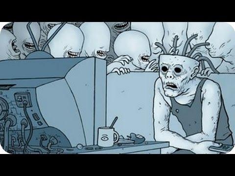 Зомбоящик: вред телевидения