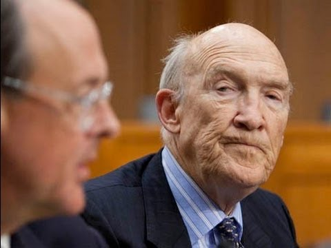 Cranky Letter To Protesters From Alan Simpson
