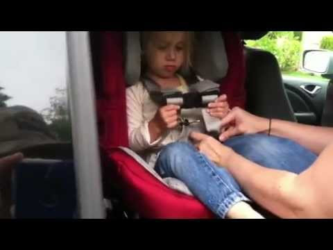 inflatable child restraint in ambulance doovi. Black Bedroom Furniture Sets. Home Design Ideas