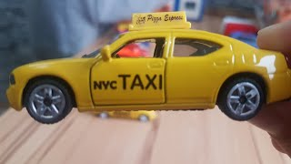 Driving toy Cars with Dlan