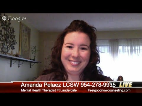 Mental Health Therapist Ft Lauderdale | 954-278-9935 | Feel Good Now Counseling