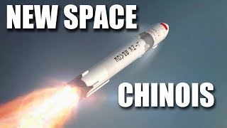 Le New Space Chinois décolle ! - LDDE