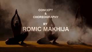 YOGA DANCE CHOREOGRAPHY