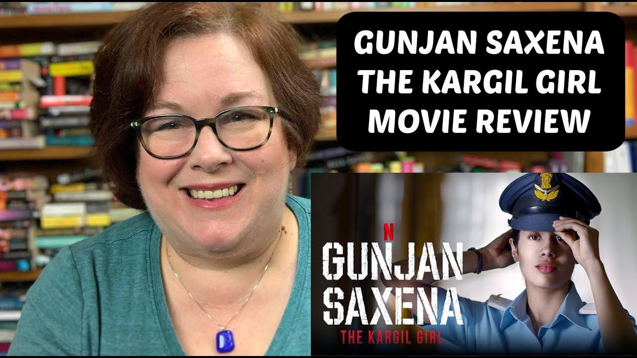 Gunjan Saxena Movie Review Jhanvi Kapoor Youtube