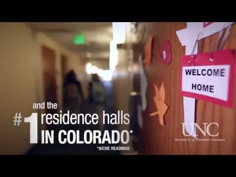 Welcome Home, take a look inside our residence halls. | University of Northern Colorado
