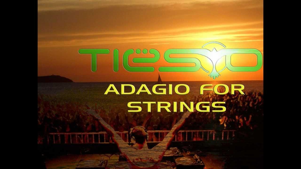 Adagio for strings dj tiesto скачать