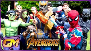 Avengers Kids Costume Runway Show!