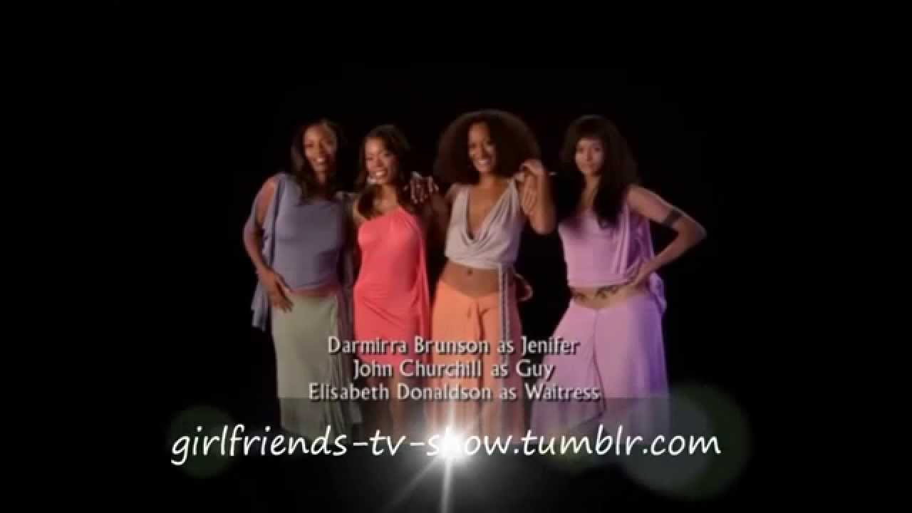 Girlfriends Theme Song ( Part 3 ) w/ Instrumental