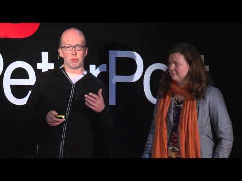 Reimagining building/planning | Tim Lucas & Jo Lucas | TEDxStPeterPort