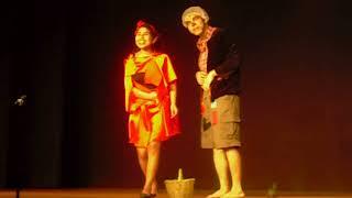 Grupo de teatro ZONAFREE... obra: Pa que te cuento parte 3/4