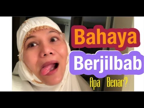 Apa Benar Pake Kerudung, Jilbab bisa.......        |  Weigh Exercise