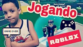 Roblox Spiel spielen Spiel Cartoon junge Gamer