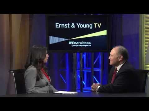 Ernst & Young TV  Robert Nardelli, Cerberus Capital Management