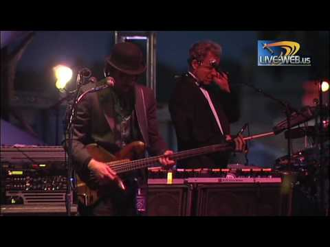 Les Claypool / LIVE at NASA Space Center 2010 (HD) clip #1 of 5
