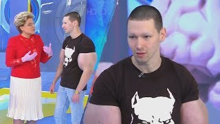 Кирилл Терёшин у Елены Малышевой | Руки Базуки ждёт ампутация