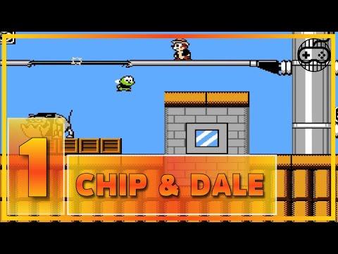 Chip & Dale - #1 - Чип и Дейл спешат на помощь!