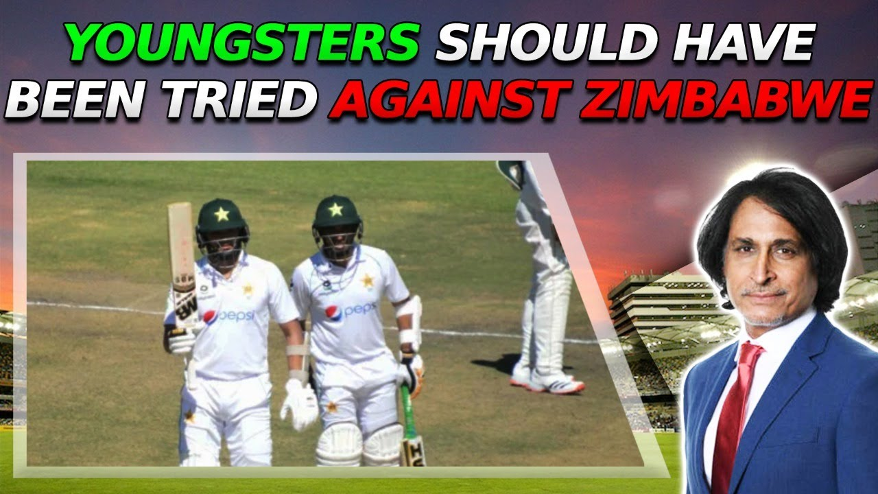 Youngsters should have been tried against Zimbabwe | 2nd Test