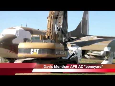 "C-123 Agent Orange: USAF- ""Destroy Toxic Planes - Hide Evidence from Veterans"""