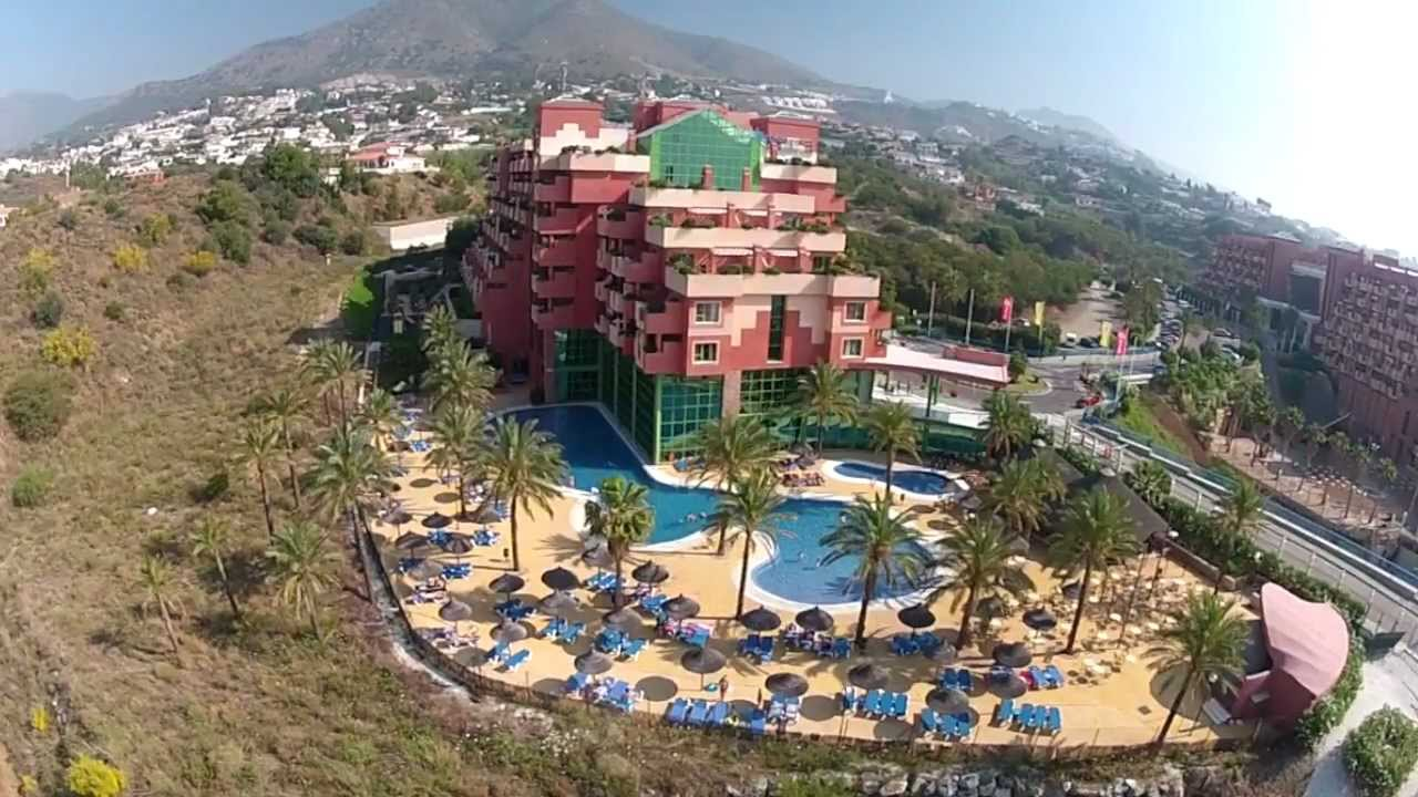Holiday Palace From Holidayworld In Costa Del Sol Youtube