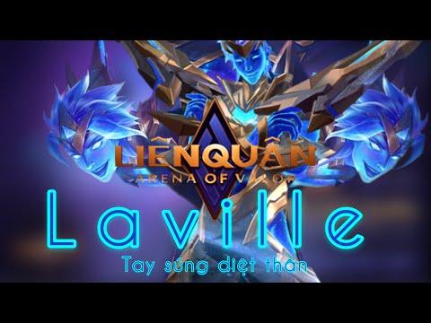 Cay hay không cay nói 1 lời | Laville (tay súng diệt thần) | LQM mùa 16 (SSM 21)
