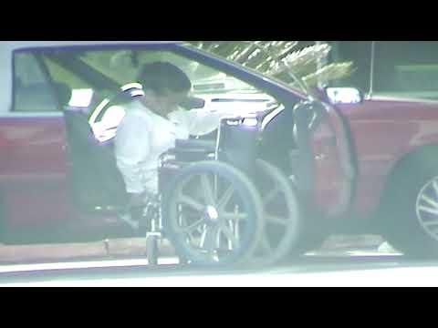 Bob Edwards Crutchman Polio and paraplegic women tape 39
