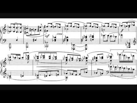 Paul Hindemith - Piano Sonata No. 3
