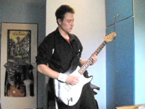 'The Veronicas - Untouched' guitar cover