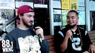 G Yamazawa talks Music vs Poetry, Would He Try Battle Rap, & More