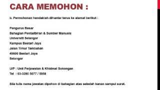 Jawatan Kosong Universiti Selangor - UNISEL April 2014