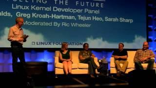 LinuxCon & CloudOpen North America 2013 - Linux Kernel Panel