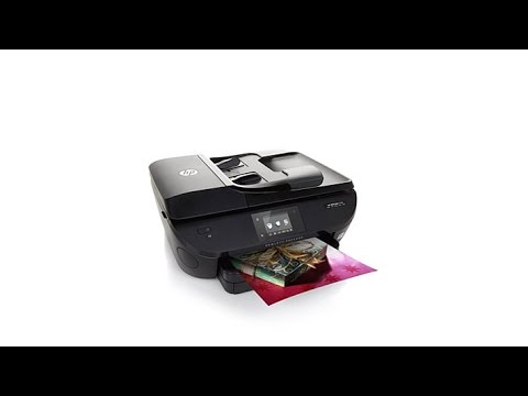 HP Officejet Wireless AllinOne Printer with Fax