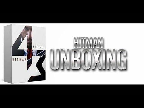 VEYSEL - HITMAN UNBOXING (LTD. Boxset)