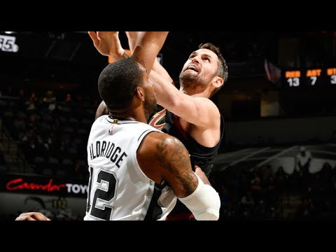 Download San Antonio Spurs vs Cleveland Cavaliers Full Game Highlights [December 12, 2019 20 NBA Season]