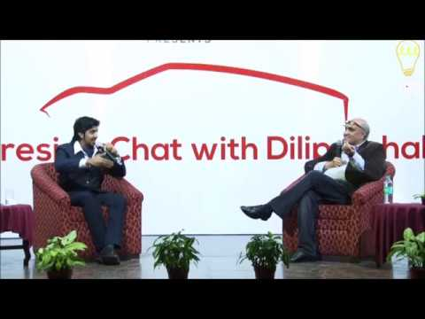 A Fireside Chat with Dilip Chhabria 2016 || Founder & MD, DC Design