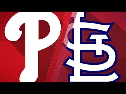 Phils score 2 in the 8th for comeback win: 5/19/18