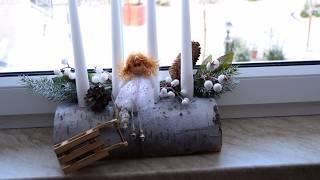 Stroik Świąteczny (Christmas decoration)