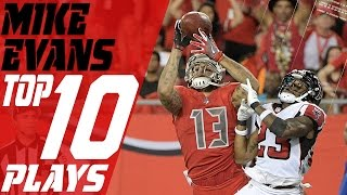 Mike Evans Top 10 Plays of the 2016 Season | Tampa Bay Buccaneers | NFL Highlights