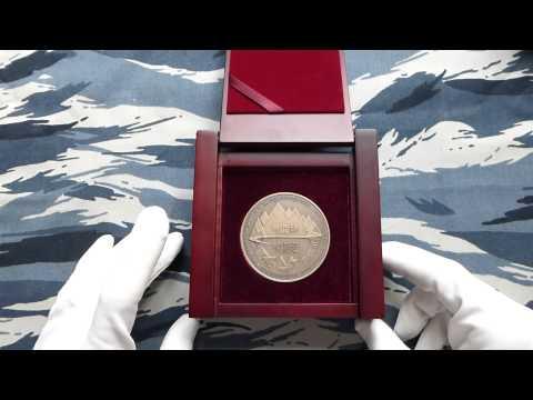 Фалеристика. Обзор президентской медали Сочи-2014