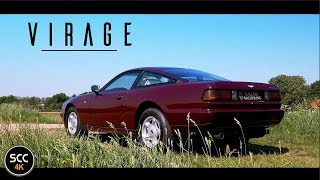 4K - Aston Martin Virage - Test drive in top gear | SCC TV
