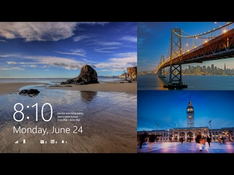disable windows lock screen 8.1