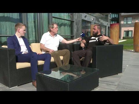 """Axén hyllar allsvenskan: """"Trött på alla grinsillar"""" - TV4 Sport"""