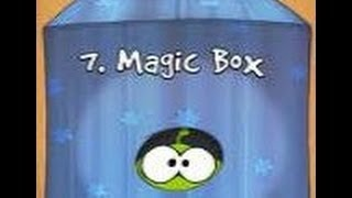 Cut the Rope Magic Box Levels 1-25 (3 Stars)
