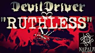 DEVILDRIVER-RUTHLESS-UNOFFICIAL MUSIC VIDEO HD
