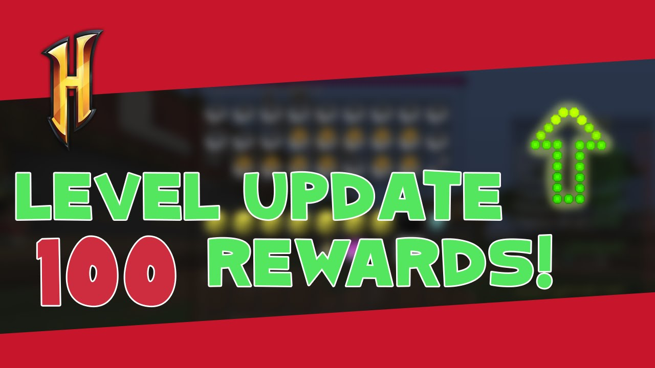 THE LEVELING UPDATE // LEVEL 100+ REWARDS ( Hypixel UPDATE
