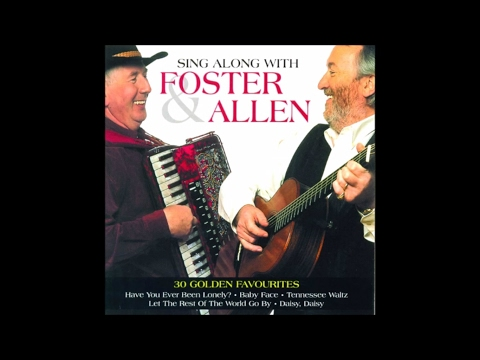 Sing Along With Foster And Allen CD