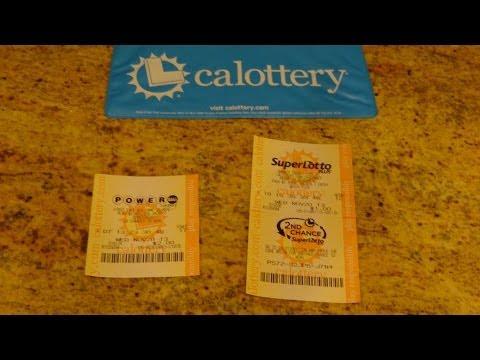California Lottery Prize Amounts